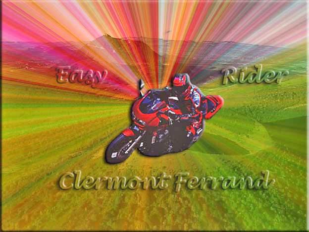 Auvergne permis moto Easy Rider moto école Clermont Ferrand